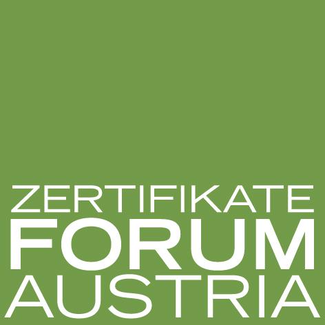Zertifikate Forum Austria – Förderung und Entwicklung des ...